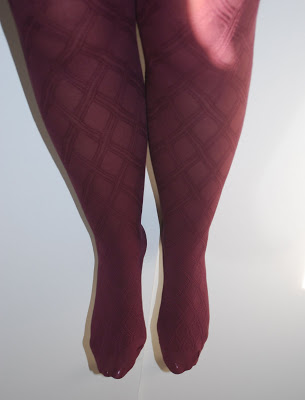 f094d2c21b262 Adrienne Wyper, from allaboutyou.com, in luxury cotton diamond tights