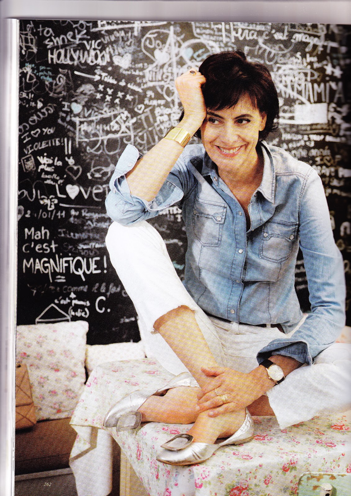 Ines De La Fressange On French Style Thats Not My Age