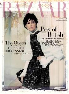 Older Models: Stella Tennant