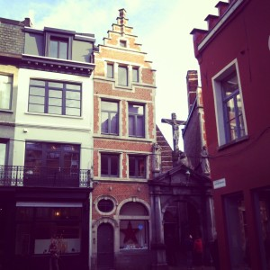 A quick getaway to Antwerp