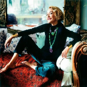 The Loulou de la Falaise book