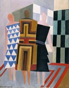 Sonia Delaunay at the Tate