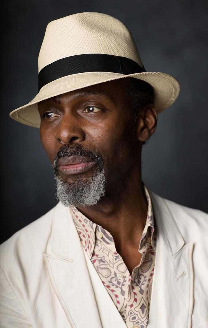 older man, grey beard
