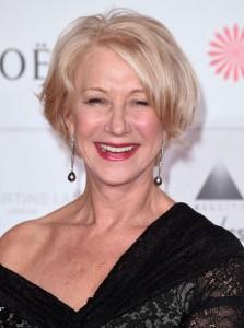 Helen Mirren at 70