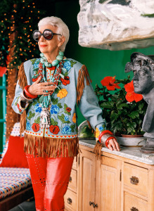 The Iris Apfel documentary