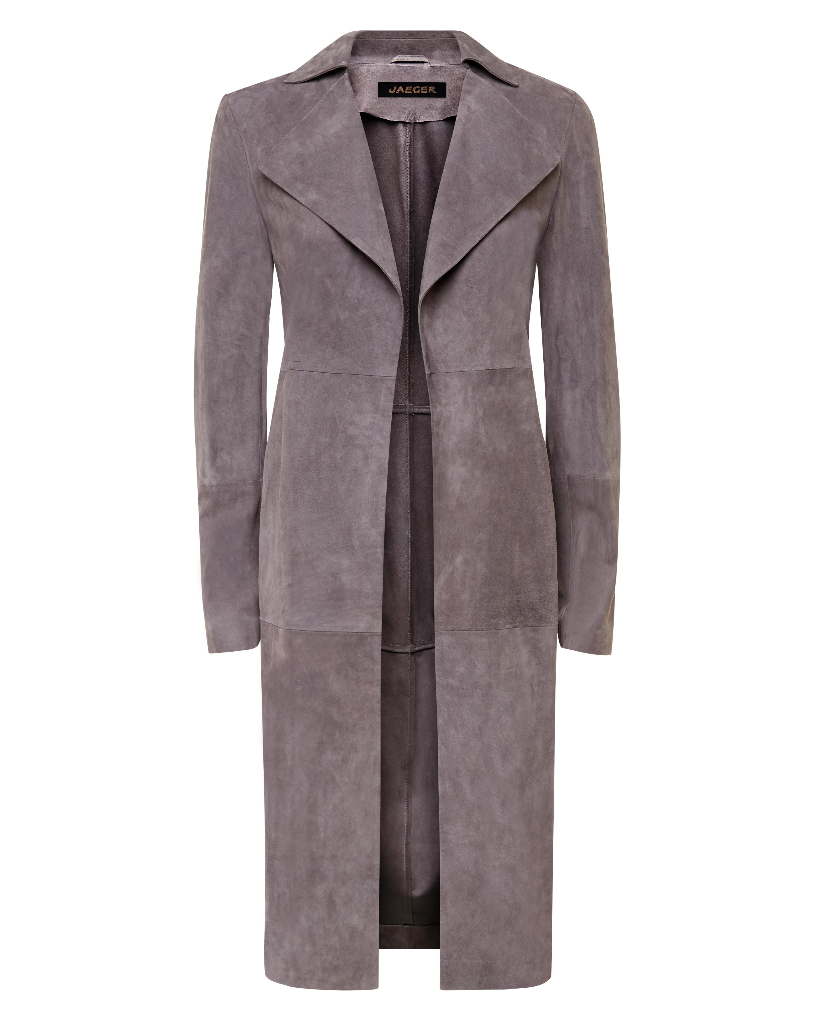 jaeger_suede coat