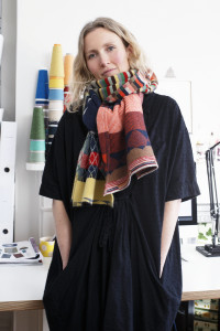 Creative women at work: knitwear designer Jo Gordon