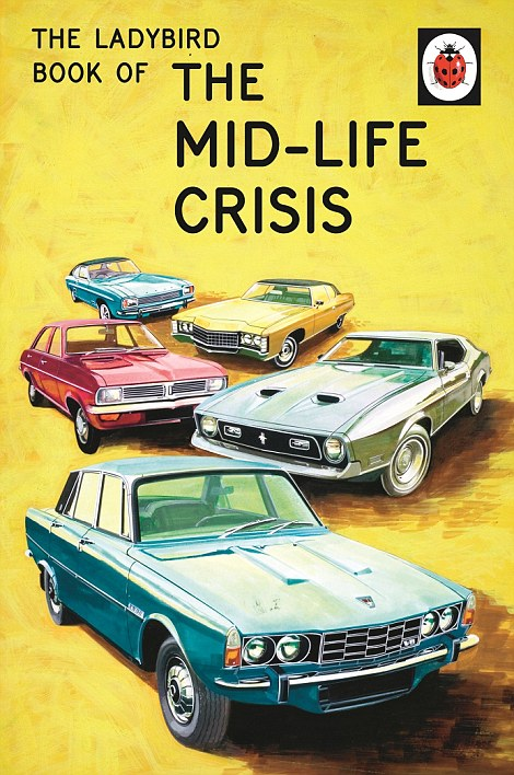 The Ladybird book of the midlife crisis_1444642280934