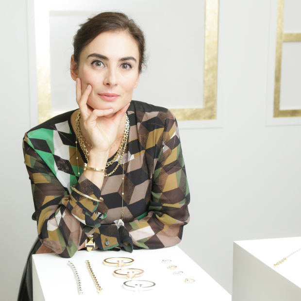 Francesca Amfit, Tiffany