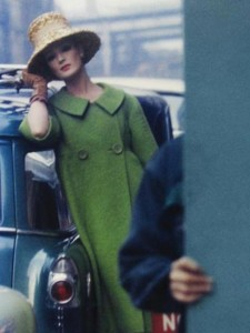 Being inspired by the photography of Saul Leiter
