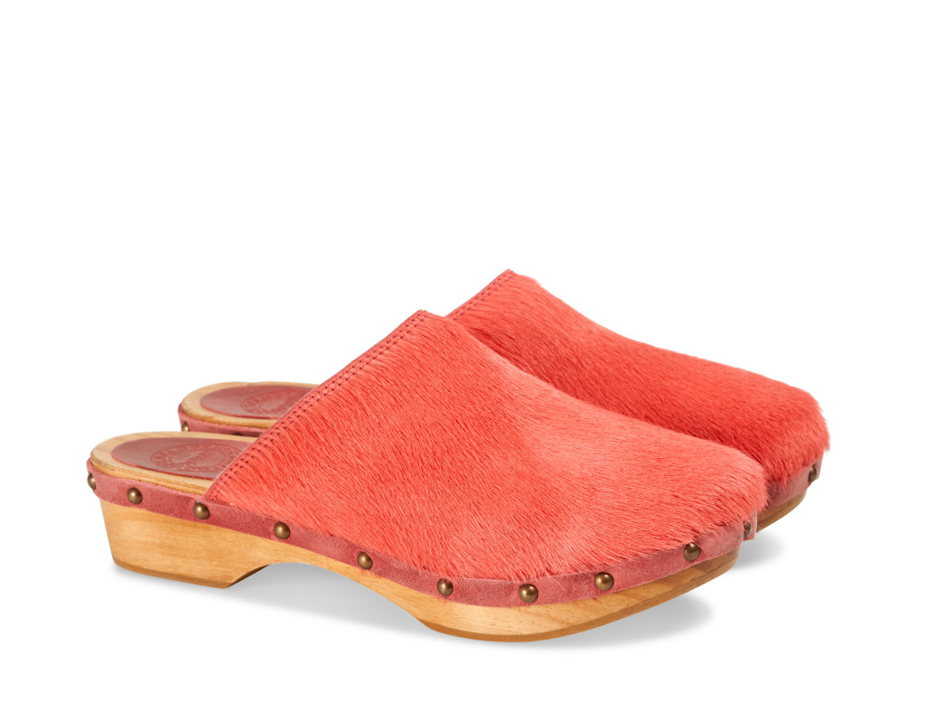 2PC x MG Plain Clog Pony Watermelon £179 www.penelopechilves.com copy
