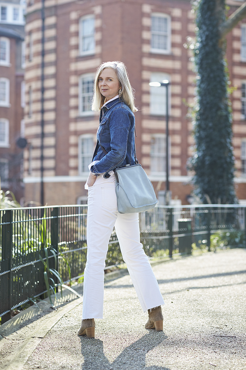 5f5a18e059c How to wear cropped flare jeans — That s Not My Age