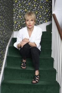 Creative women at work: Amelia Bullmore