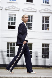 Get Sporty: the grown-up way to wear track pants