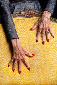 Hands that have lived: Karen Walker & Advanced Style collaborate