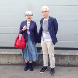 The art of coordination by Japanese Instagram stars Bon and Pon