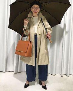 Ernestine Stollberg the 95-year-old Instagram star