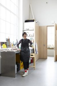 Creative Women at Work: Lubna Chowdhary, V&A ceramics resident