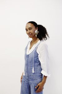 Creative Women at Work: Mouchette Bell returns to modelling in her 50s