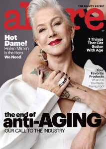 Time to ditch the term 'anti-ageing'