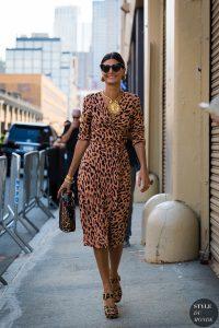 Loving Diane von Furstenberg's leopard print