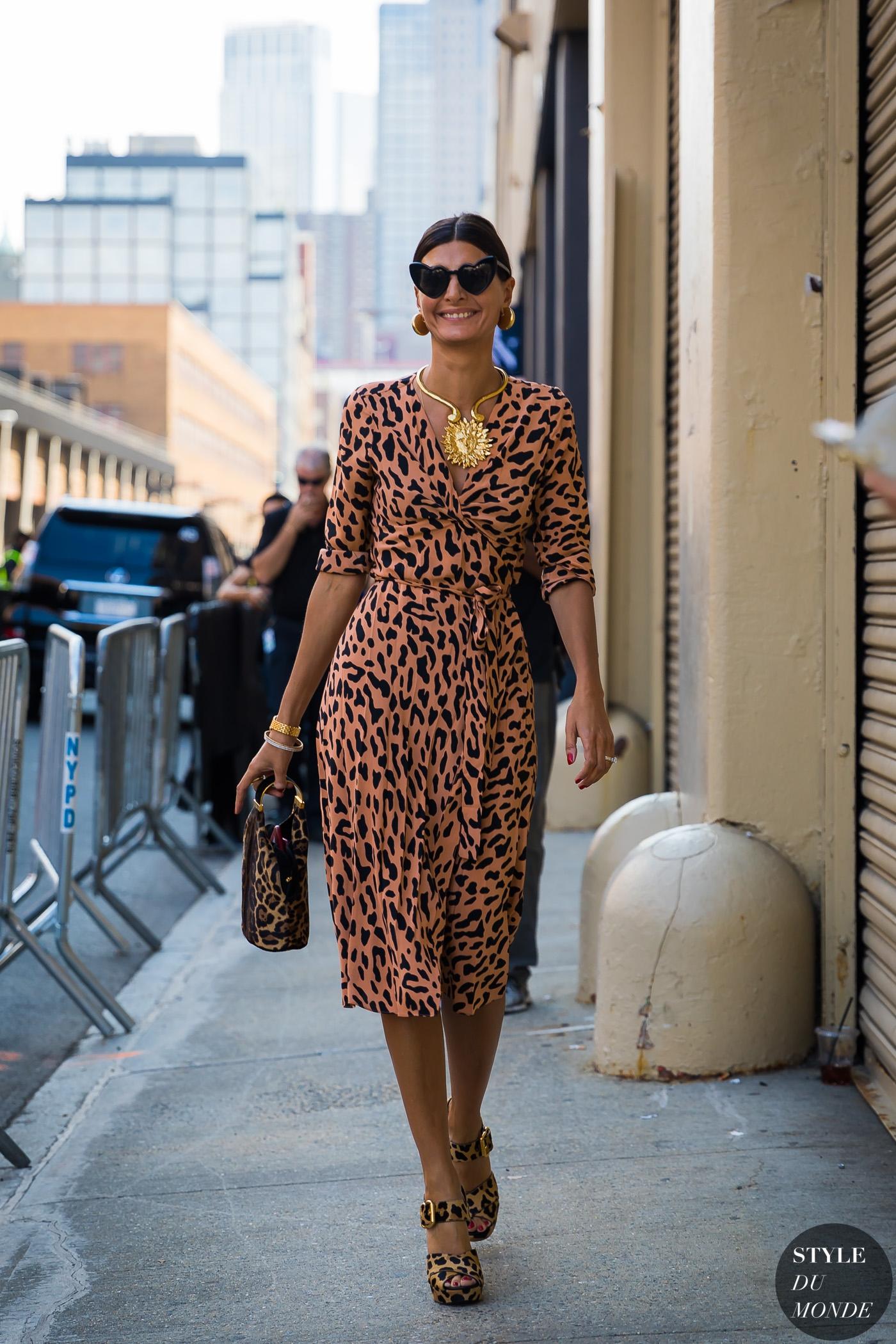 Loving Diane Von Furstenberg S Leopard Print