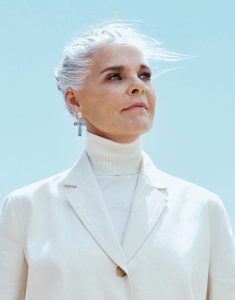Ali MacGraw looks magnificent in Porter magazine