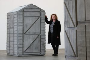 Rachel Whiteread: at the Tate and on TV
