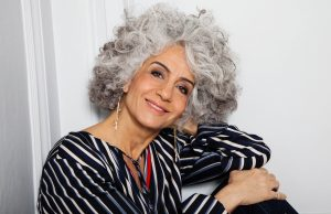 Party-ready grey hair and how to achieve it