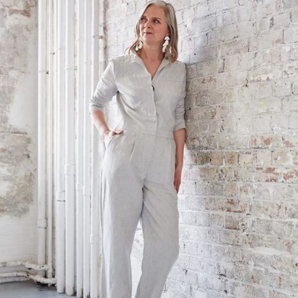 The summer jumpsuit