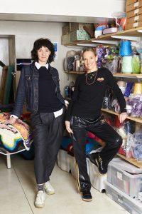 Creative women at work: Paris Essex