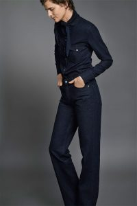 Older models: Stella Tennant for Zara