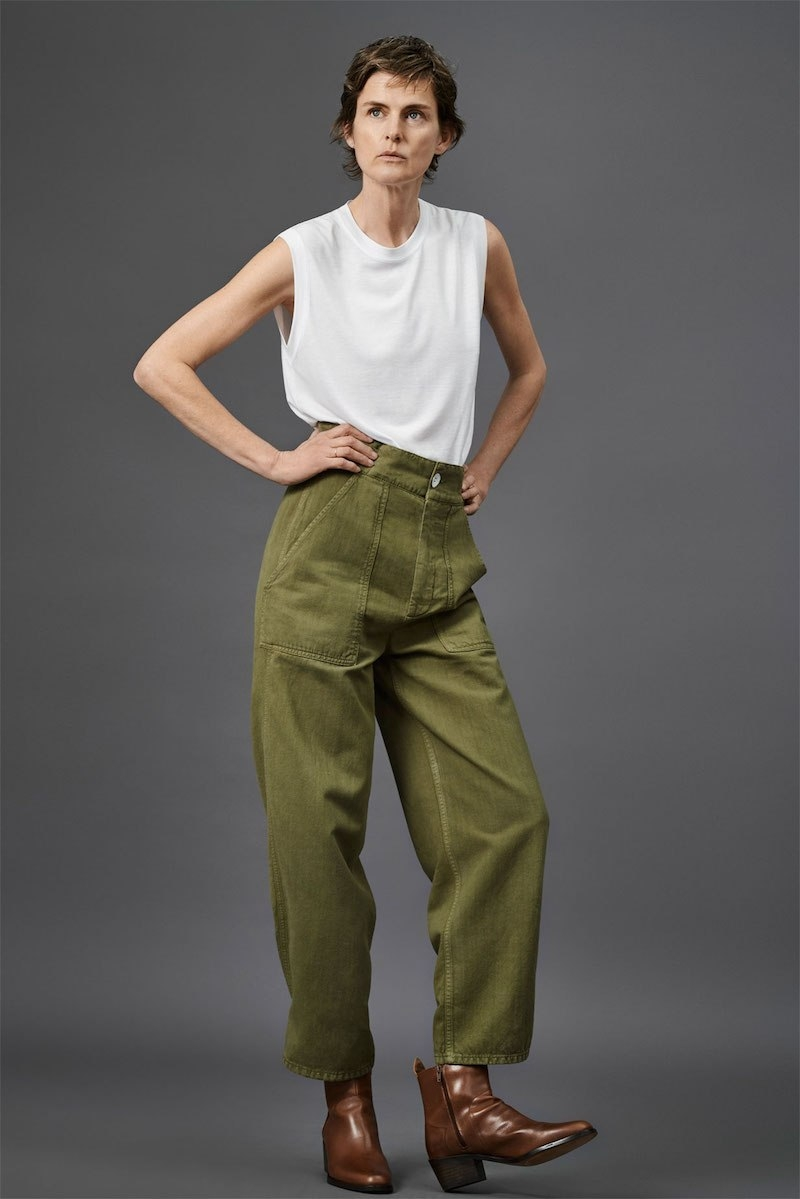 c95ea11bc182de Older models  Stella Tennant for Zara — That s Not My Age