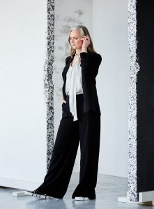 Know Your Seasonal Style: The Trouser Suit