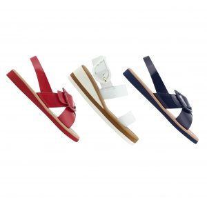 Summer sandals you can walk in