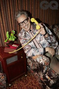 The joy of Jeff Goldblum