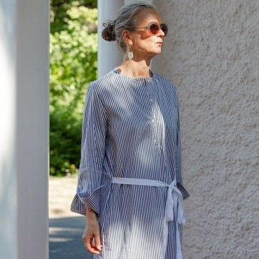 What to wear in a heatwave- it's the summer of the shirtdress
