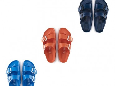 Beach-ready holiday sandals