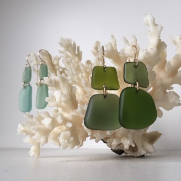 Drift sea glass jewellery: perfect for beach-lovers