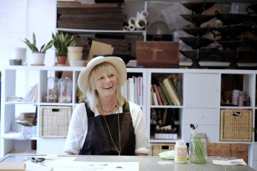 Setting up a business in your 50s: JamJar Flowers