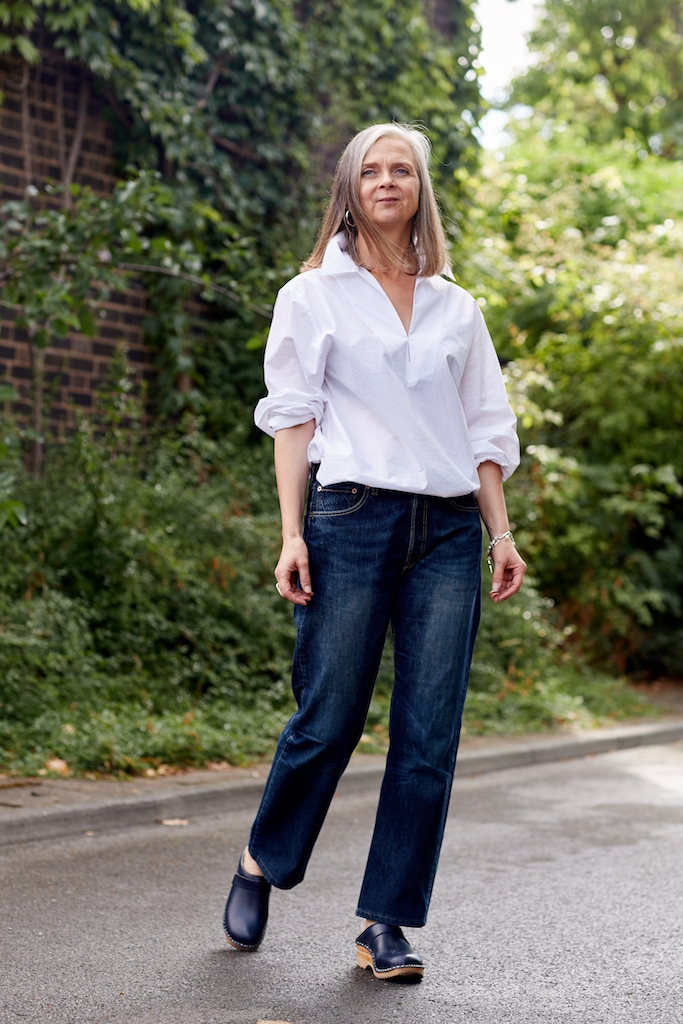 What to wear right now: the white shirt