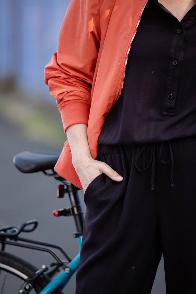 Cycle Chic What To Wear On A Bike Thats Not My Age