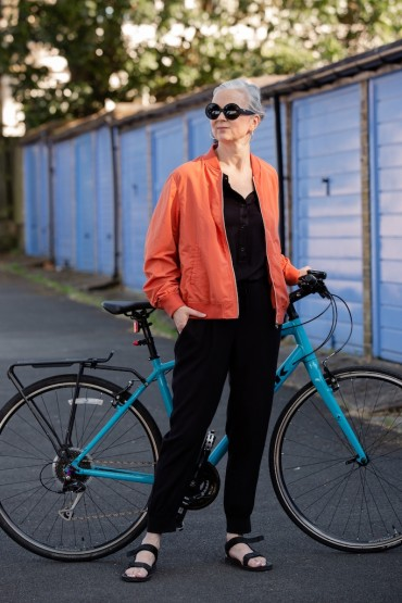 Cycle Chic: what to wear on a bike