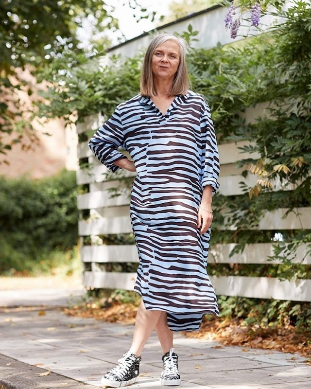 End of summer style inspiration: zebra stripes