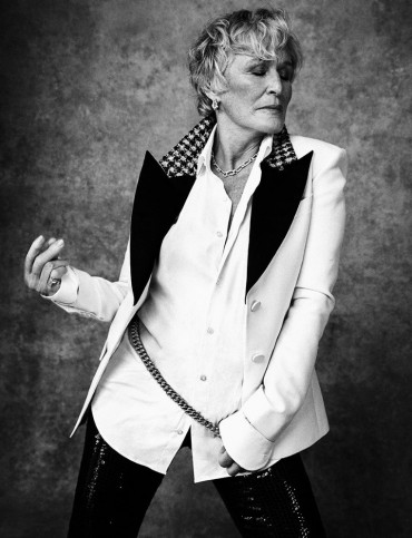 Glenn Close for Empire magazine
