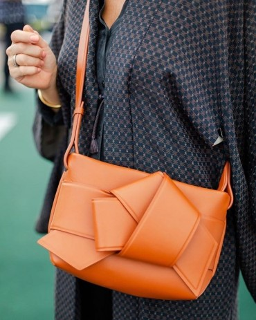 What Women Wear at London Design Festival. Accessories edit