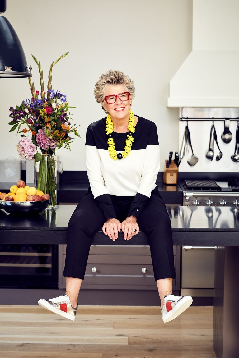 Style Profile: Prue Leith