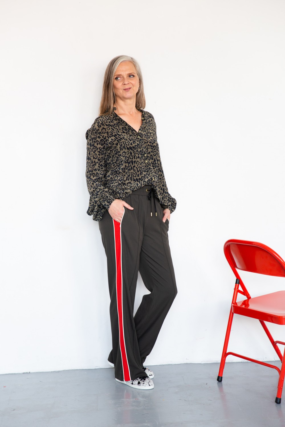 This is the ultimate working from home outfit