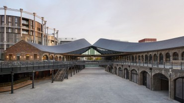 A new grown-up place to shop: Coal Drops Yard