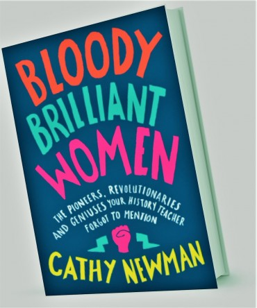 Cathy Newman's Bloody Brilliant Women